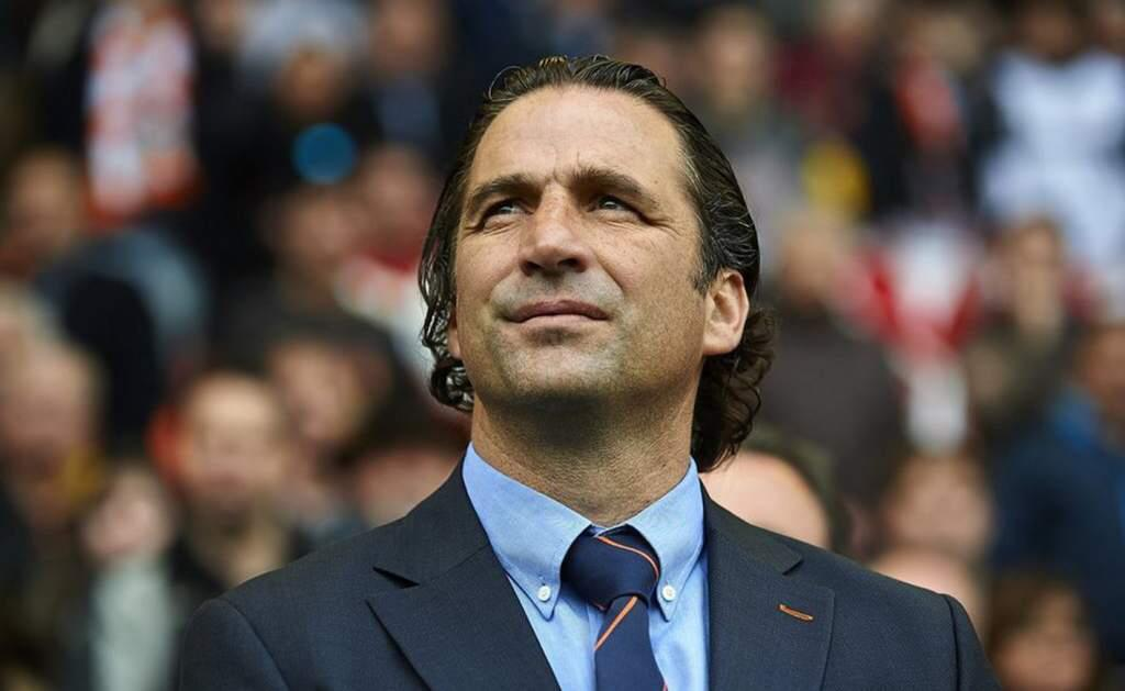 Juan Antonio Pizzi, the last coach to have guided Valencia into a European semi-final before Marcelino, shares his memories with As