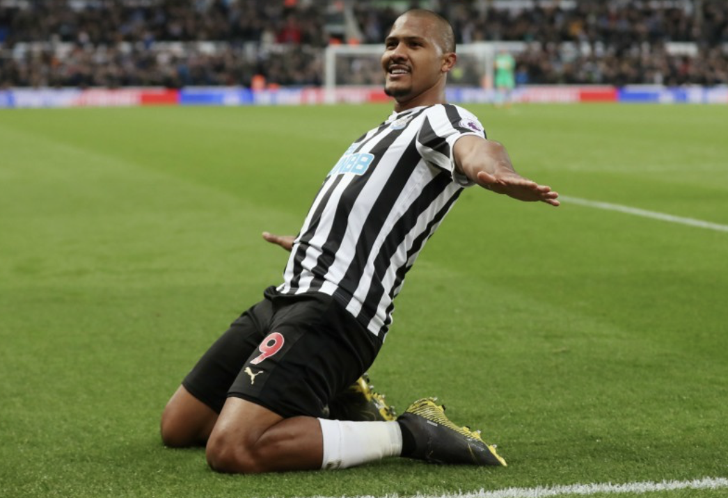 Rondón becomes first striker to land Newcastle Player of the Year gong since Shearer