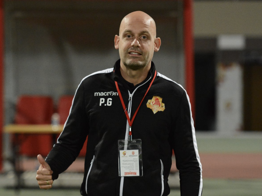 After an amazing season, Pedro Gómez Carmona seeks new coaching challenges after calling time on his East Riffa Club tenure