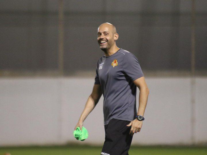 Tras su gran temporada, Pedro Gómez Carmona inicia la lucha por la Copa de la Liga con el East Riffa Club