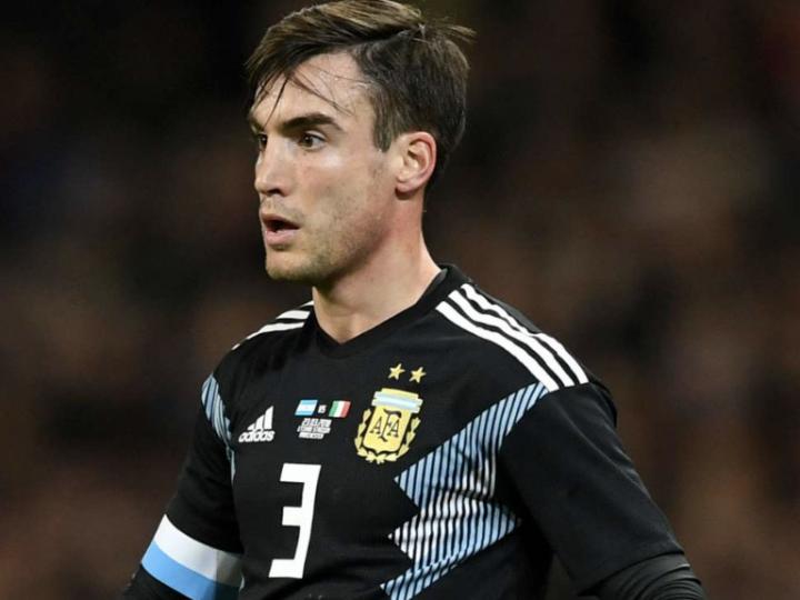 A poco de comenzar la Copa América, Nico Tagliafico atiende a Goal para hablar de sus objetivos con Argentina