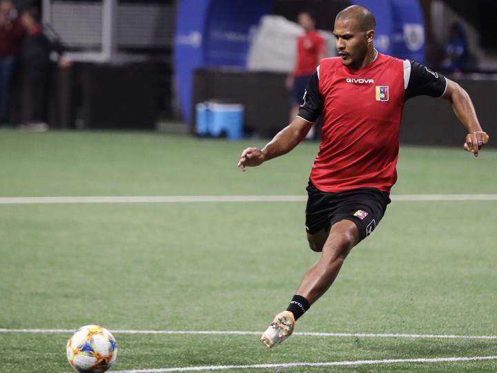 Marca destaca el gran momento de forma de Salomón Rondón: la garantía de un 'killer'