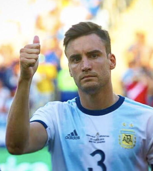 Following his latest start, Tagliafico reflects on Argentina's win over Venezuela on El Larguero