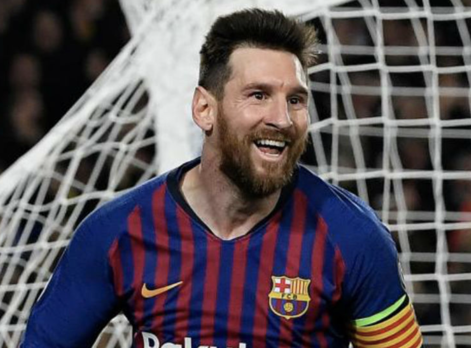 Messi lands yet another gong after scooping Best International Men's Soccer Player at ESPY Awards