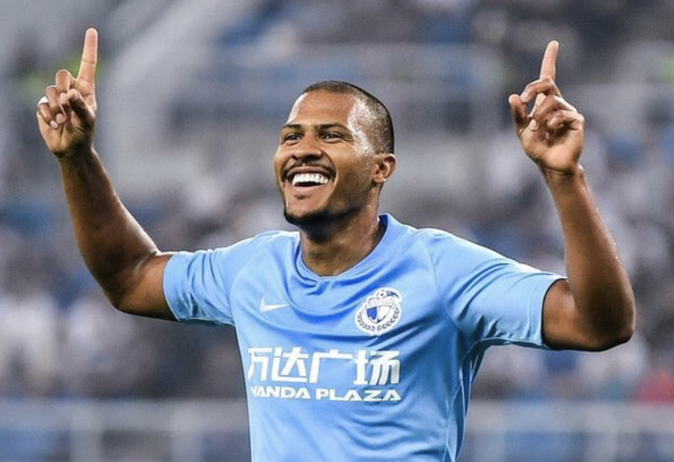 He came, saw & conquered: Rondón marks Dalian Yifang debut with goal of the game