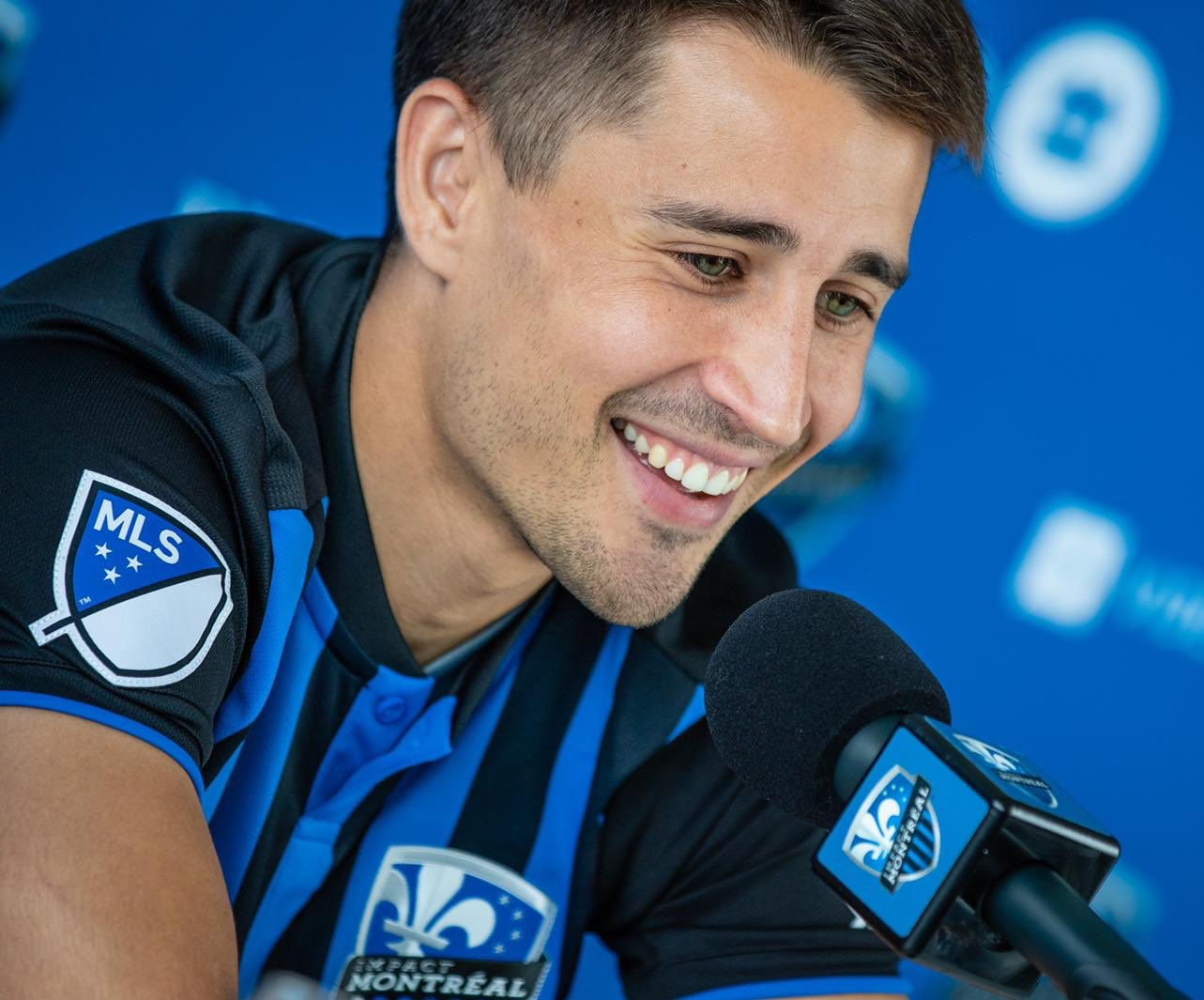 """""""I wanted a challenge like this"""", Bojan joins Montreal Impact & becomes MLS's latest star import"""