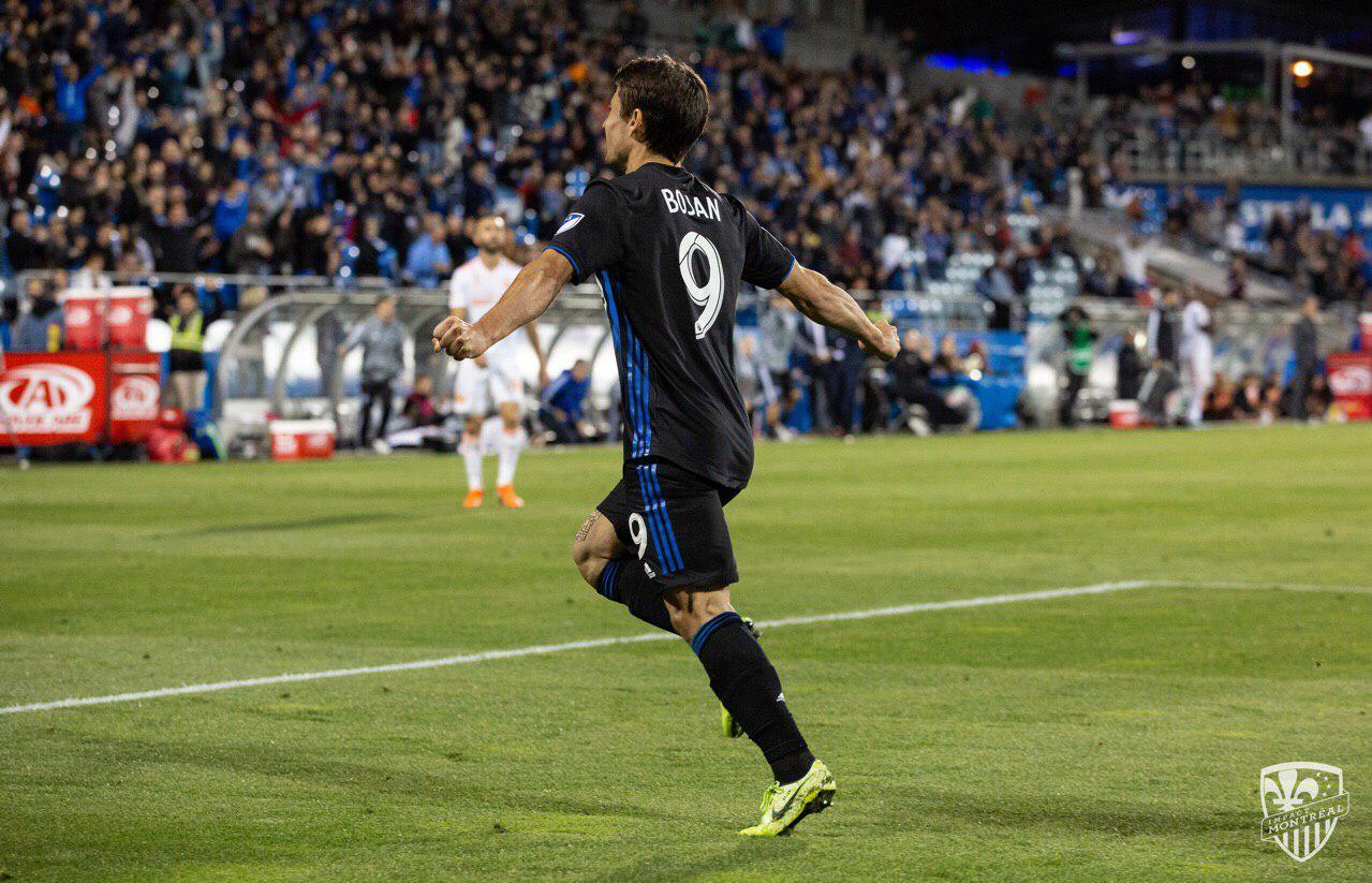 Radio MARCA interviews MLS hotshot Bojan