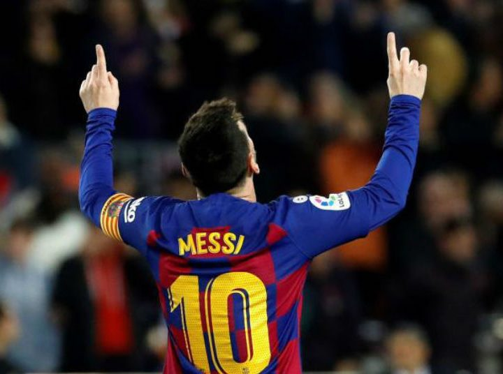 Un nuevo reconocimiento para Leo Messi: según The Guardian lidera la lista de los 100 mejores jugadores del año