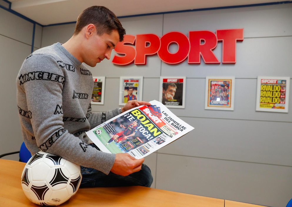Bojan discusses difficulty of exporting Britain's Boxing Day tradition abroad