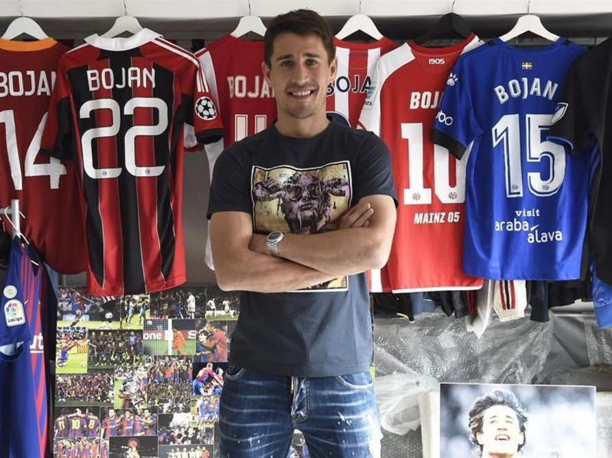 Bojan shares trophy collection & reflects on career memories with El Periódico following maiden season in MLS