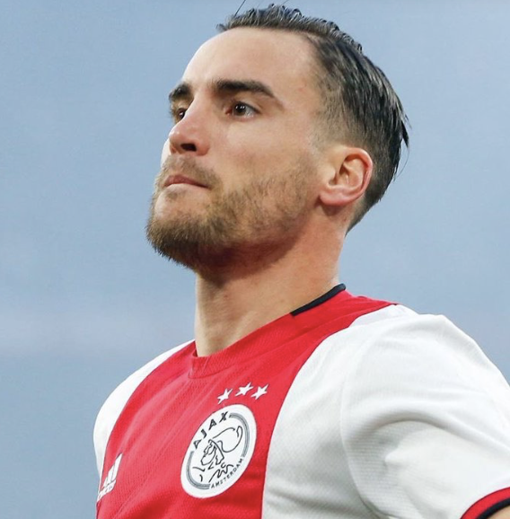 Tagliafico welcomes Gol TV to Amsterdam to talk about career with Ajax & Argentina